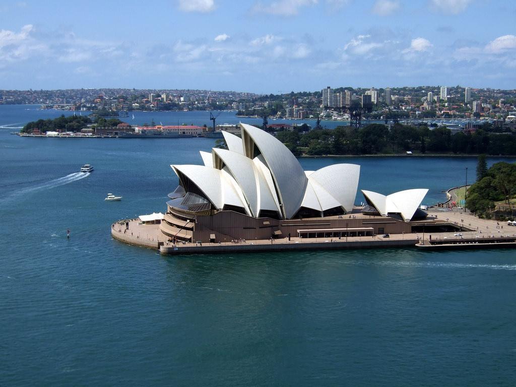 Opera House, Sydney - by James Cridland:Flickr