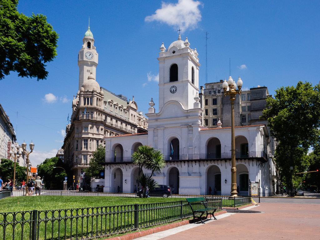 Plaza de Mayo, Buenos Aires - by nestor ferraro:Flickr