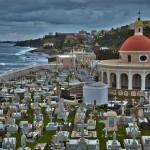 Santa María Magdalena de Pazzis Cemetery, Puerto Rico - by vxla:Flickr