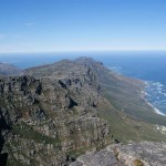 Table Mountain, Cape Town - by Brent Newhall:Flickr
