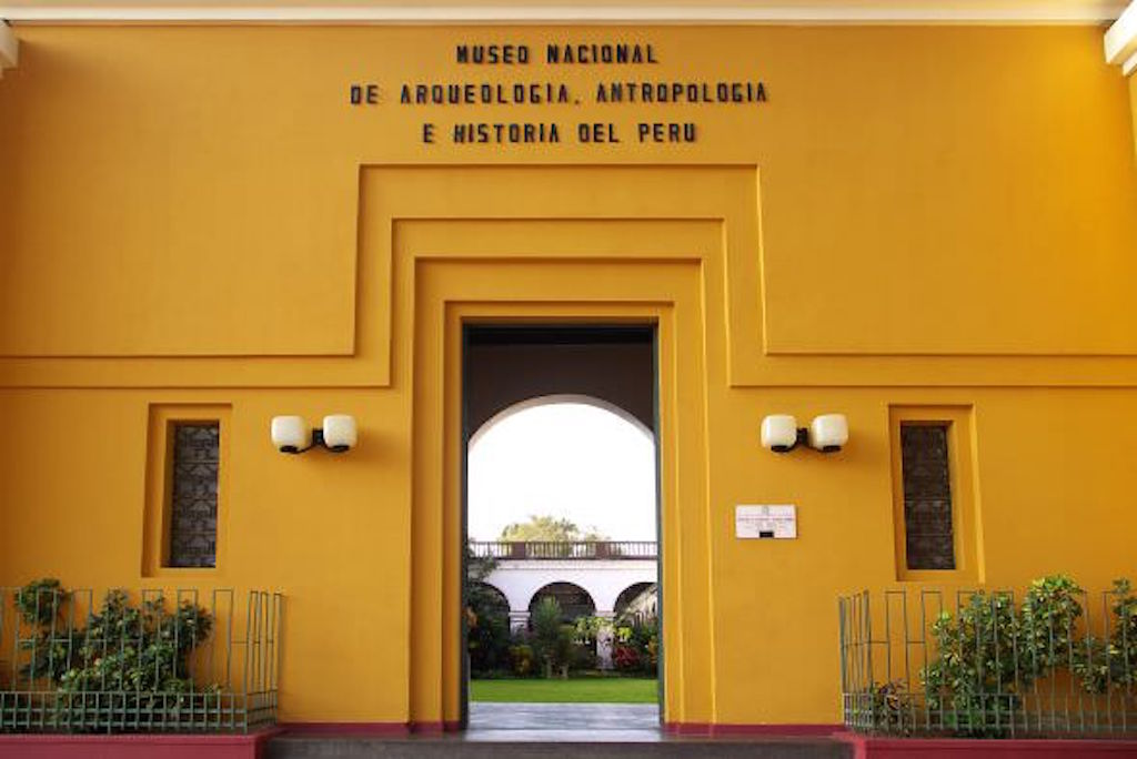 The National Museum of Archaeology, Anthropology and History of Peru