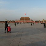 Tian'anmen Square, Beijing - by Taco Witte inyucho:Flickr
