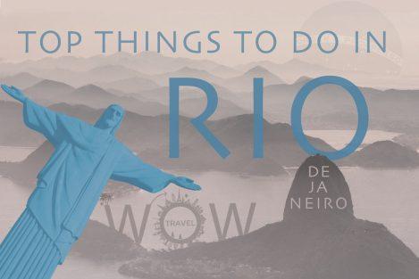 Top 10 Things To Do In Rio De Janeiro