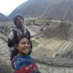 Two Monkeys Travel - Ollantaytambo - Peru