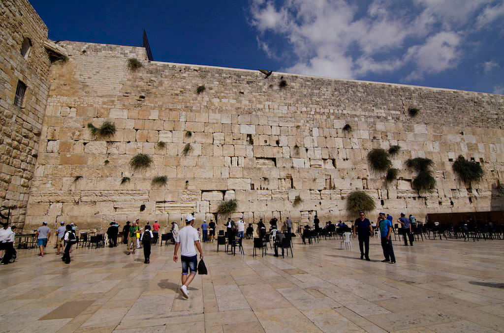 Western Wall, Jerusalem - by Boris Kasimov- kasio69:Flickr