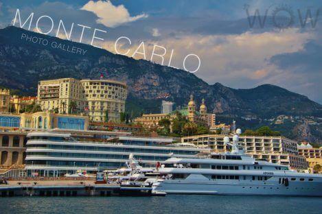 Monaco, Monte Carlo - Photo Gallery