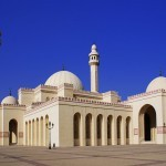 Al Fateh Mosque, Bahrain - by Jacobs - Creative Bees/Flickr