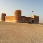 Al Zubarah Fort - by Mohamod Fasil:Flickr