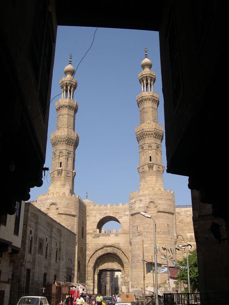 Bab Zuweila District, Cairo - by upyernoz:Flickr