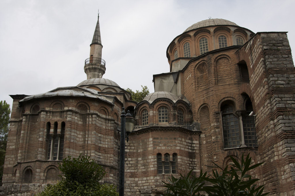 Chora Church, Istanbul - by John H. Kim:Flickr