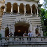 Cotroceni Palace, Bucharest - by Bekuletz:Wikimedia