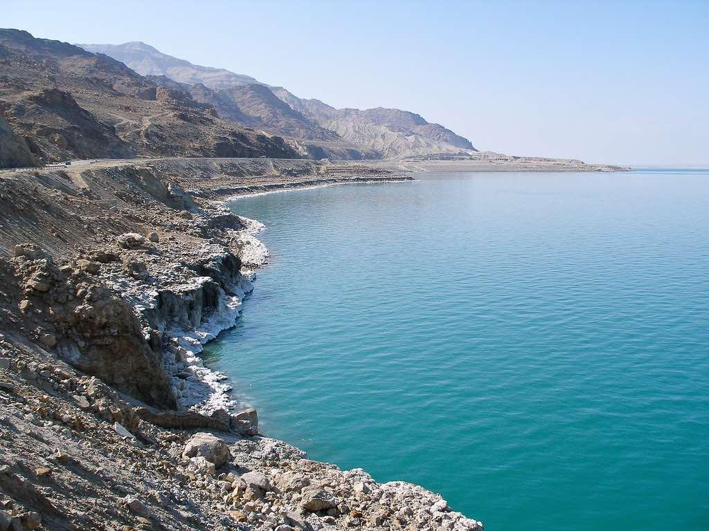 Dead Sea, Jordan - by Gusjer:Flickr