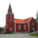 Elverhøy Church, Tromso - by Harald Groven:Wikimedia