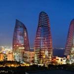 Flame Towers, Baku - Niyaz Bakılı - Niyaz from Baku:Flickr