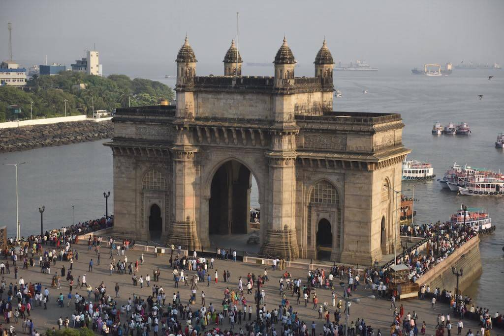 Gateway Of India, Mumbai - by Francisco Antunes:Flickr