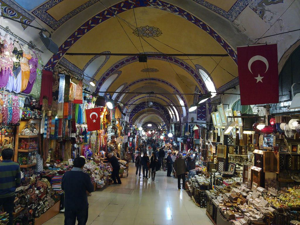 Grand Bazaar, Istanbul - by Antti T. Nissinen - V31S70:Flickr