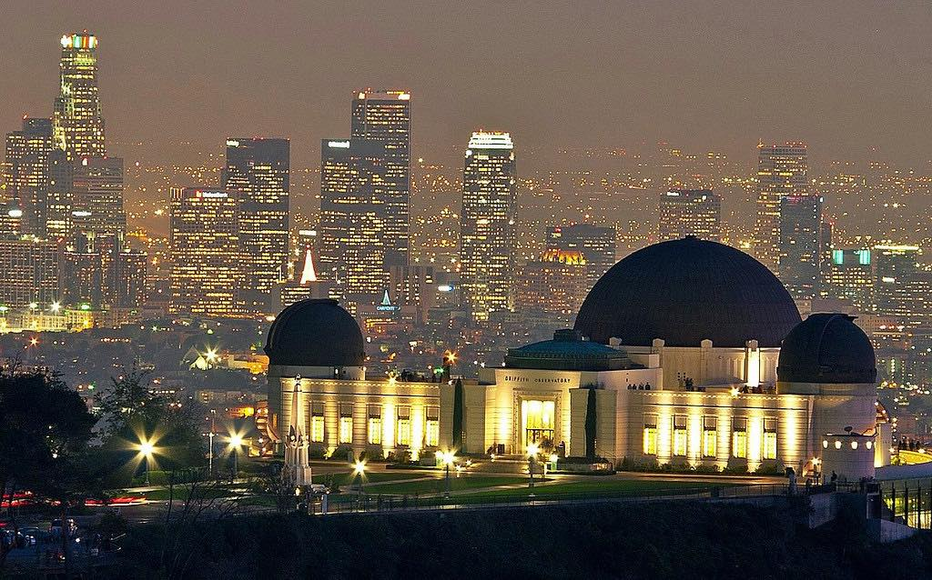 Griffith Park, Los Angeles - by Ron Reiring - kla4067:Flickr