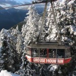 Grouse Mountain. Vancouver - by Andrea Schaffer:Flickr