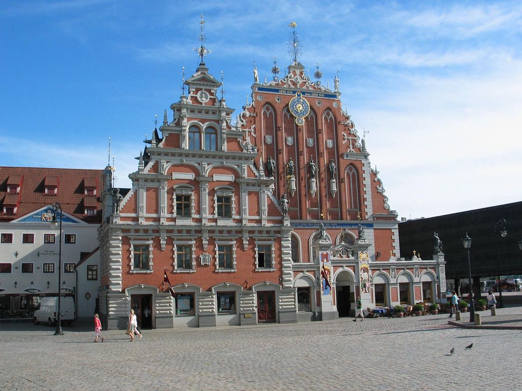 House of the Blackheads, Riga - by Peter - pbb:Flickr