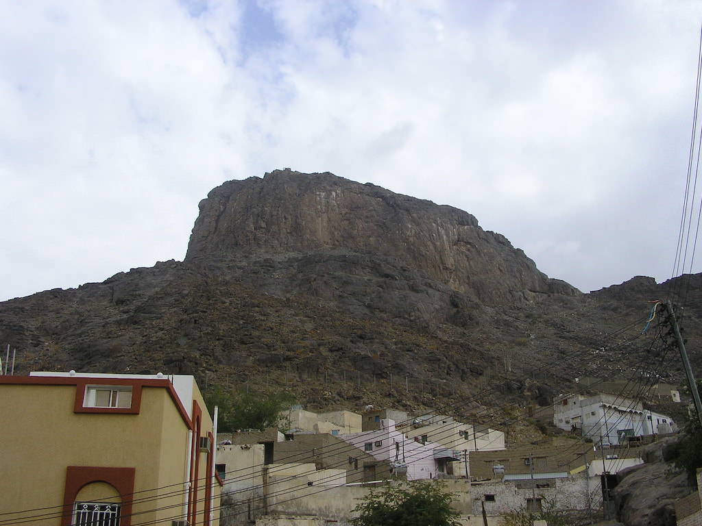 Jabal al-Nour, Mecca - by Adiput/Wikimedia