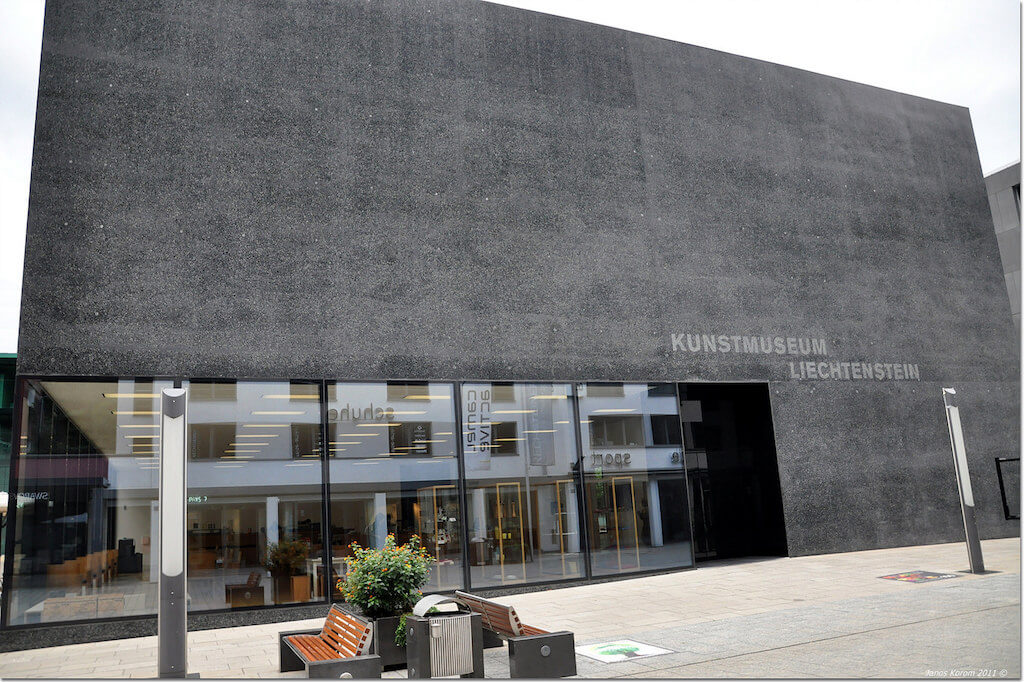 Kunstmuseum Liechtenstein, Vaduz - by János Korom Dr. - korom:Flickr