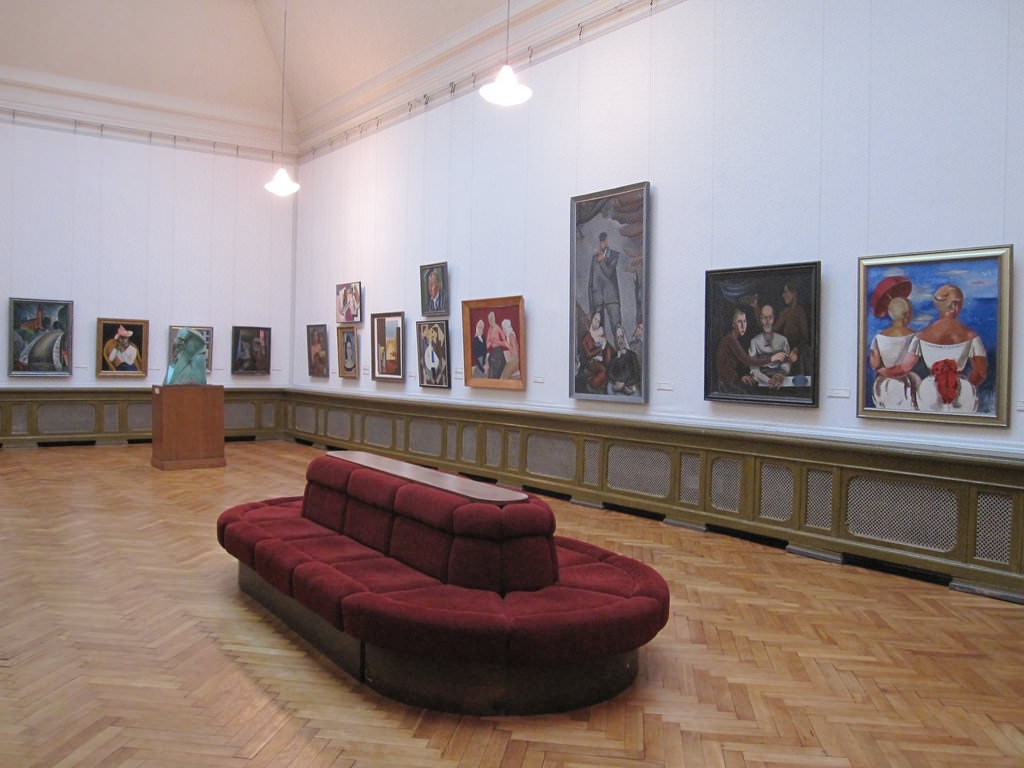 Latvian National Museum of Art, Riga - Alexis - Tanukik:Flickr