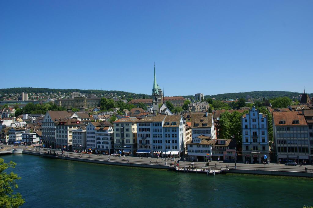 Lindenhof, Zurich - by Allie_Caulfield:Flickr