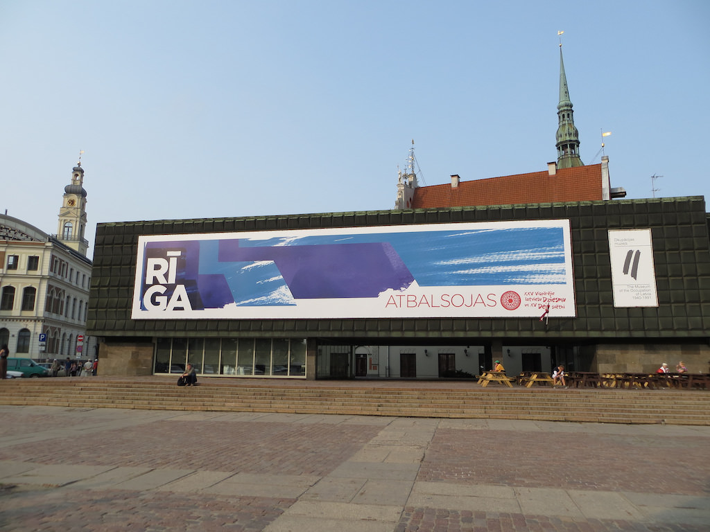 Museum of the Occupation of Latvia, Riga - by Bernt Rostad:Flickr