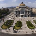 Palacio de Bellas Artes, Mexico City - by sari_dennise:Flickr