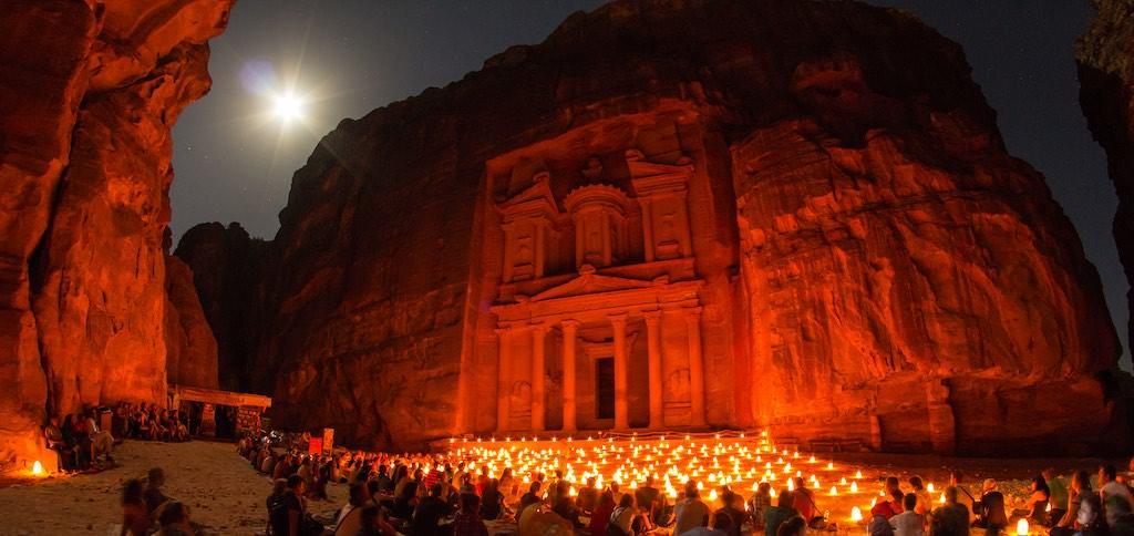Petra, Jordan - by Sylvain L. - ooOO(Sylvain)OOoo:Flickr