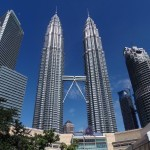 Petronas Twin Towers, Kuala Lumpur - by Sonia - soniahhhh:Flickr