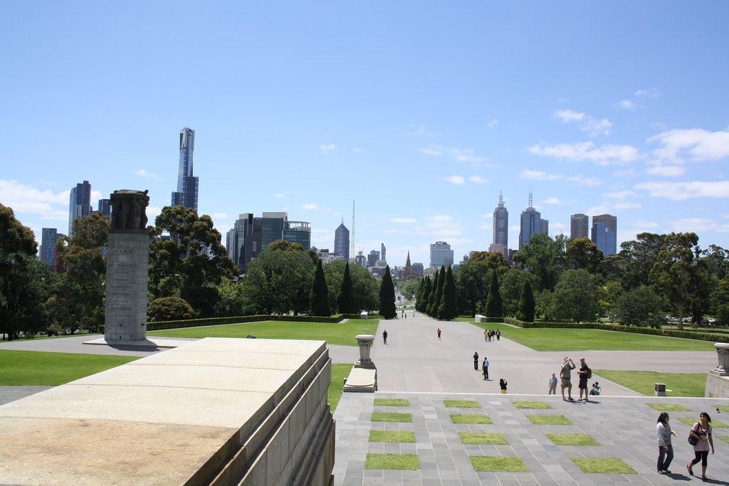 Royal Botanic Gardens, Melbourne - Rene Cunningham:Flickr