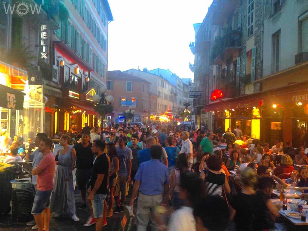 Rue de France Pedestrian Zone, Nice - by WOW Travel