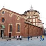 Santa Maria delle Grazie, Milan - by FouPic:Flickr