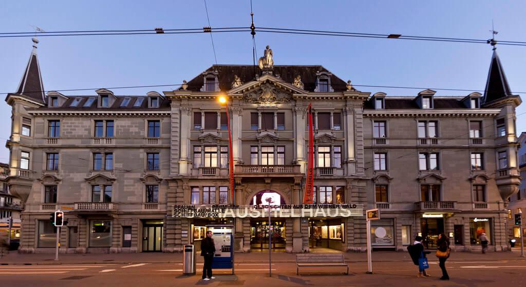 Schauspielhaus Zürich - by Matthias Mueller - trendscout:: :Flickr