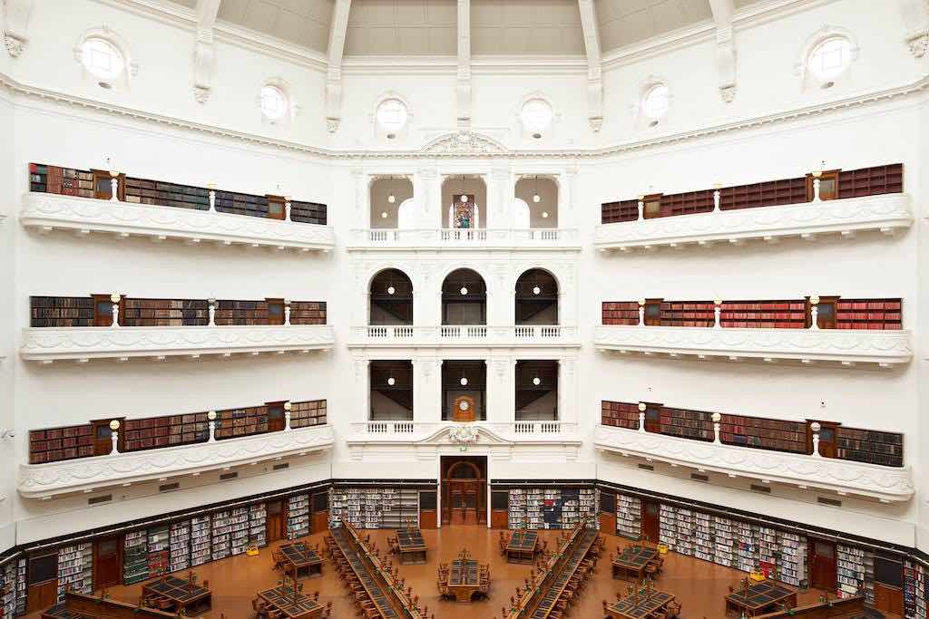 State Library of Victoria, Melbourne