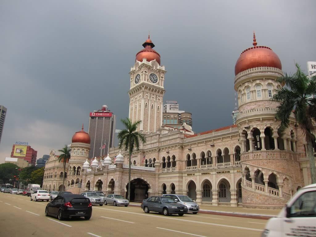 Sultan Abdul Samad Building, Kuala Lumpur - Yun Haung Yong - goosmurf:Flickr