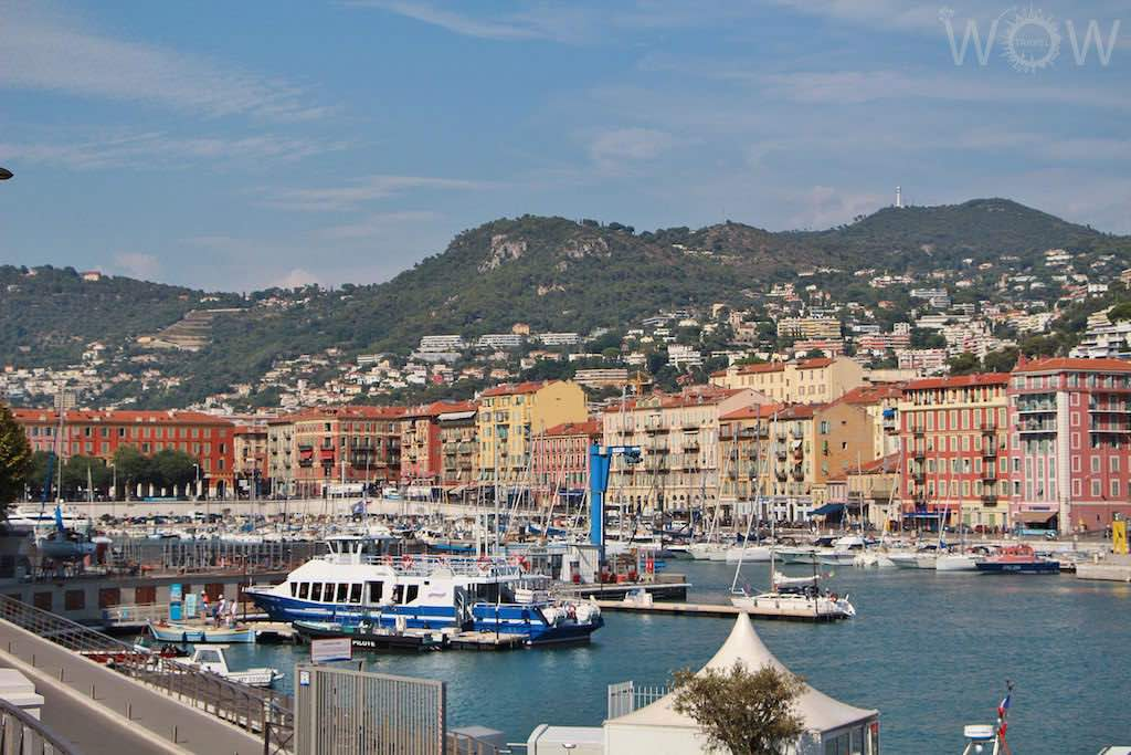 The Port, Nice - by WOW Travel