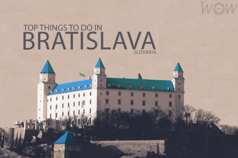 Top 7 Things To Do In Bratislava