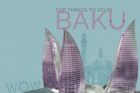 Top Things To Do In Baku
