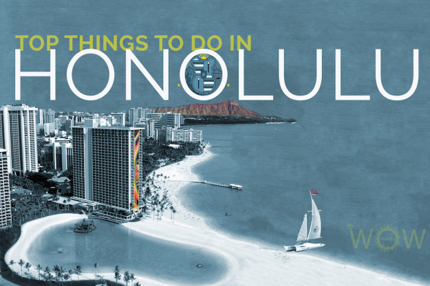 Top Things To Do In Honolulu