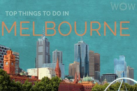 Top Things To Do In Melbourne