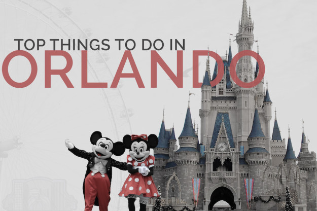 Top Things To Do In Orlando