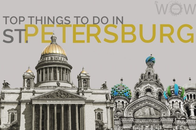 Top Things To Do In St. Petersburg