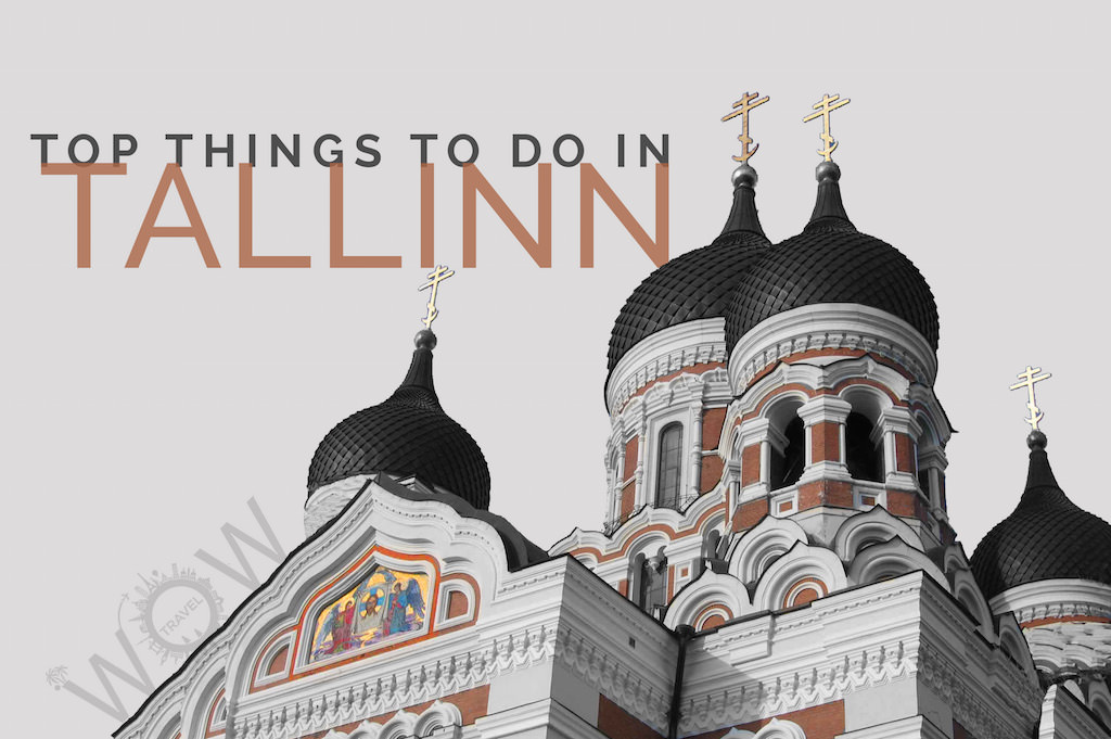Top Things To Do In Tallinn