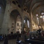 Zagreb Cathedral - by Jorge Láscar:Flickr