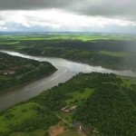Brazil - Argentina - Paraguay border