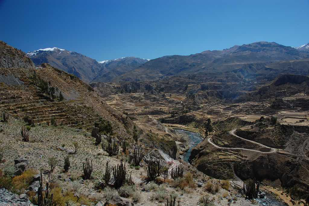 Colca Canyon, Peru - by Dom Crossley - flashcurd:Flickr