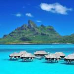 Four Seasons, Bora Bora - by Didierlefort:Wikimedia