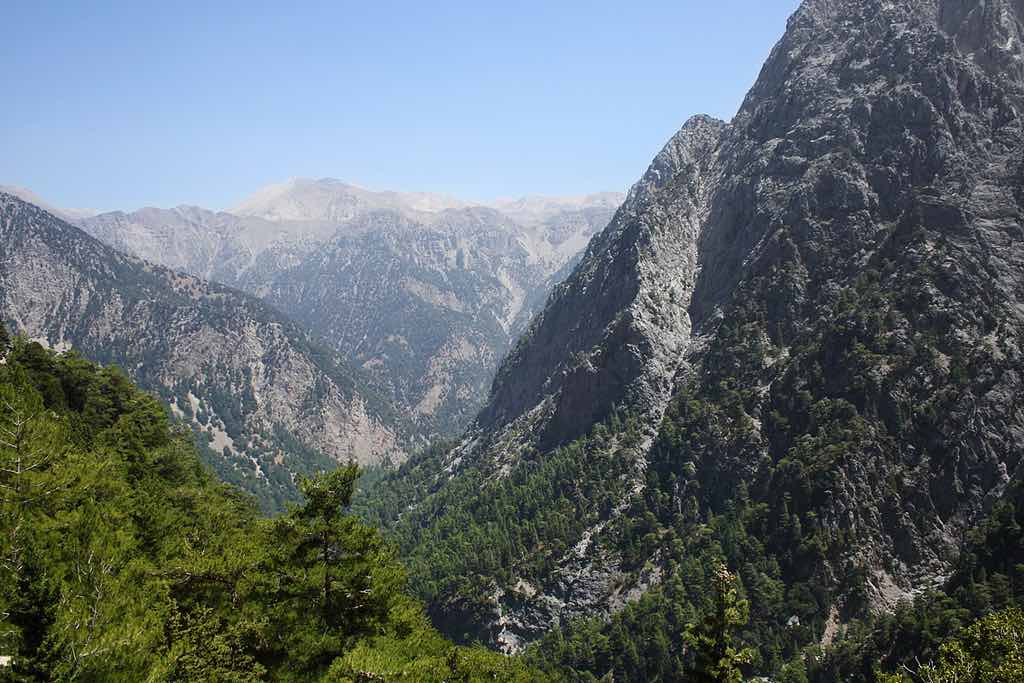 Samaria Gorge, Greece - by Miguel Virkkunen Carvalho :Flickr